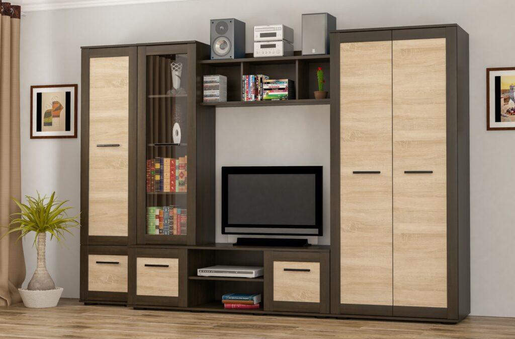 Стенка Конго мебель сервис