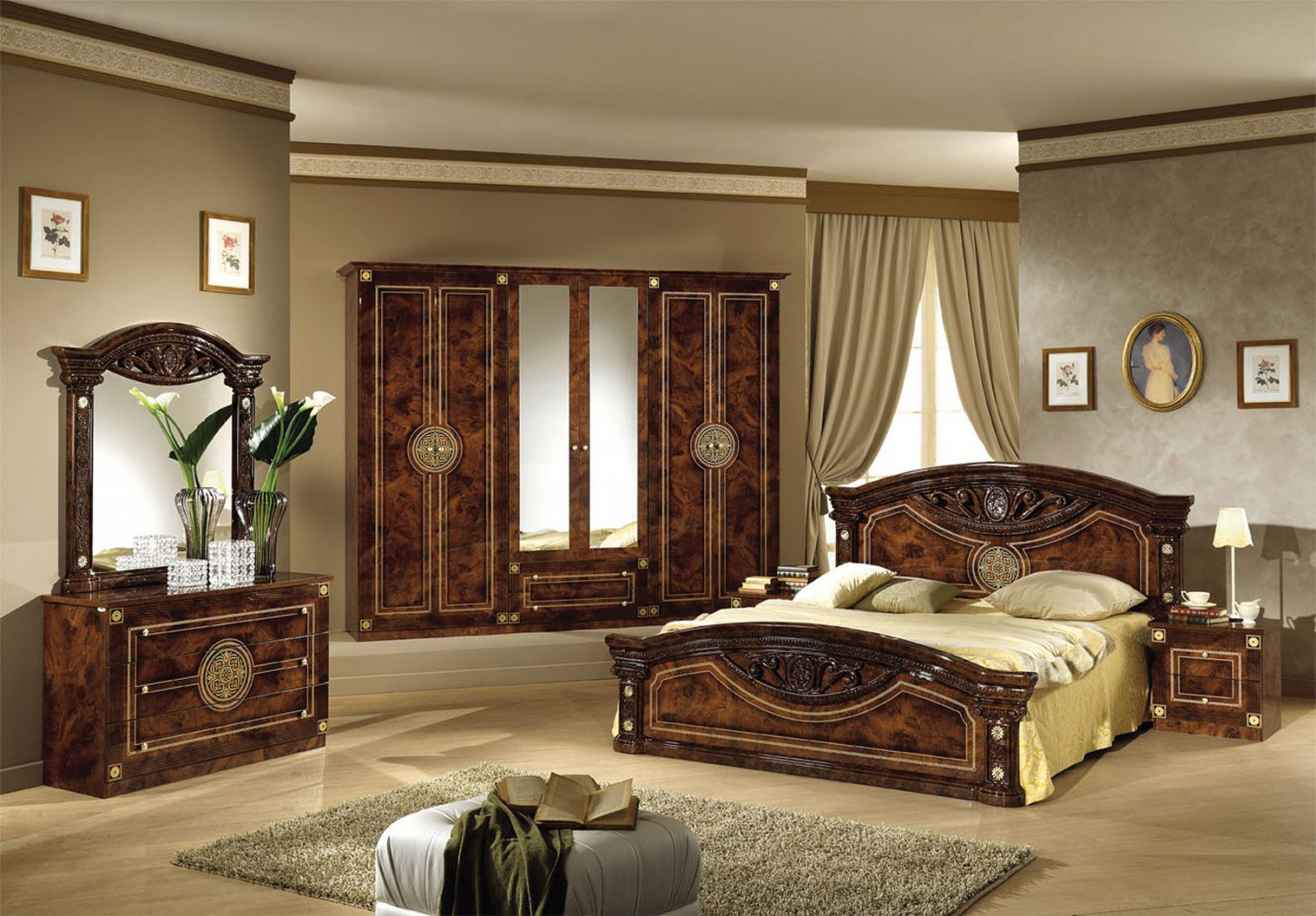 Спальня Рома Мебель Сервис