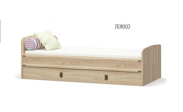 Валенсия кровать (Мебель Сервис)