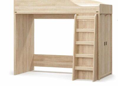 Валенсия кровать горка (Мебель Сервис)