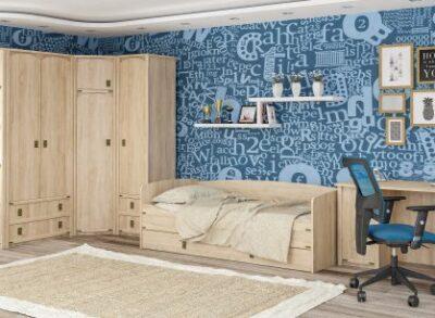 Детская мебель Валенсия Мебель Сервис