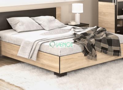 вероника дуб самоа кровать купить мебель киев со склада