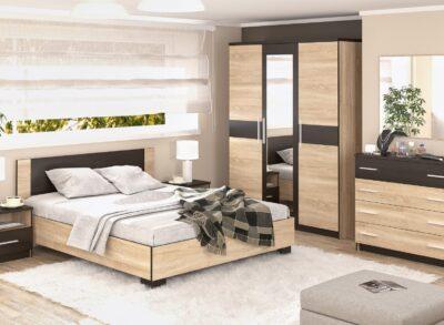 Вероника дуб самоа спальня купить мебель киев со склада