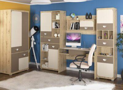 Лами Полка 1Д (Мебель Сервис)