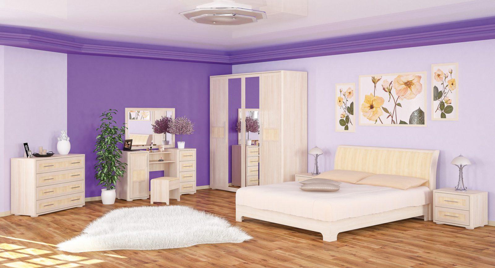 спальня токио ясен