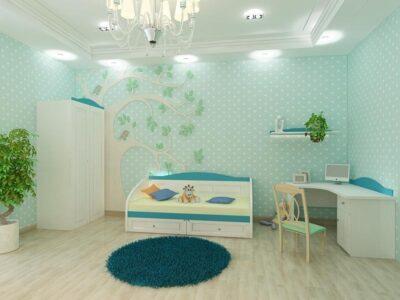 Адель комната вариант 3