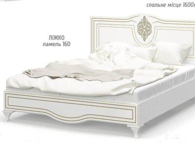 Кровать 160 Милан Мебель Сервис