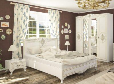 Купить спальня Милан Мебель Сервис