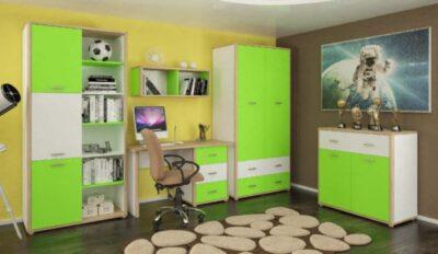 Лео детская комната