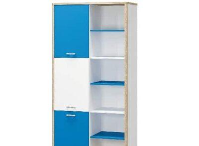 Шкаф книжный Лео (Мебель Сервис)