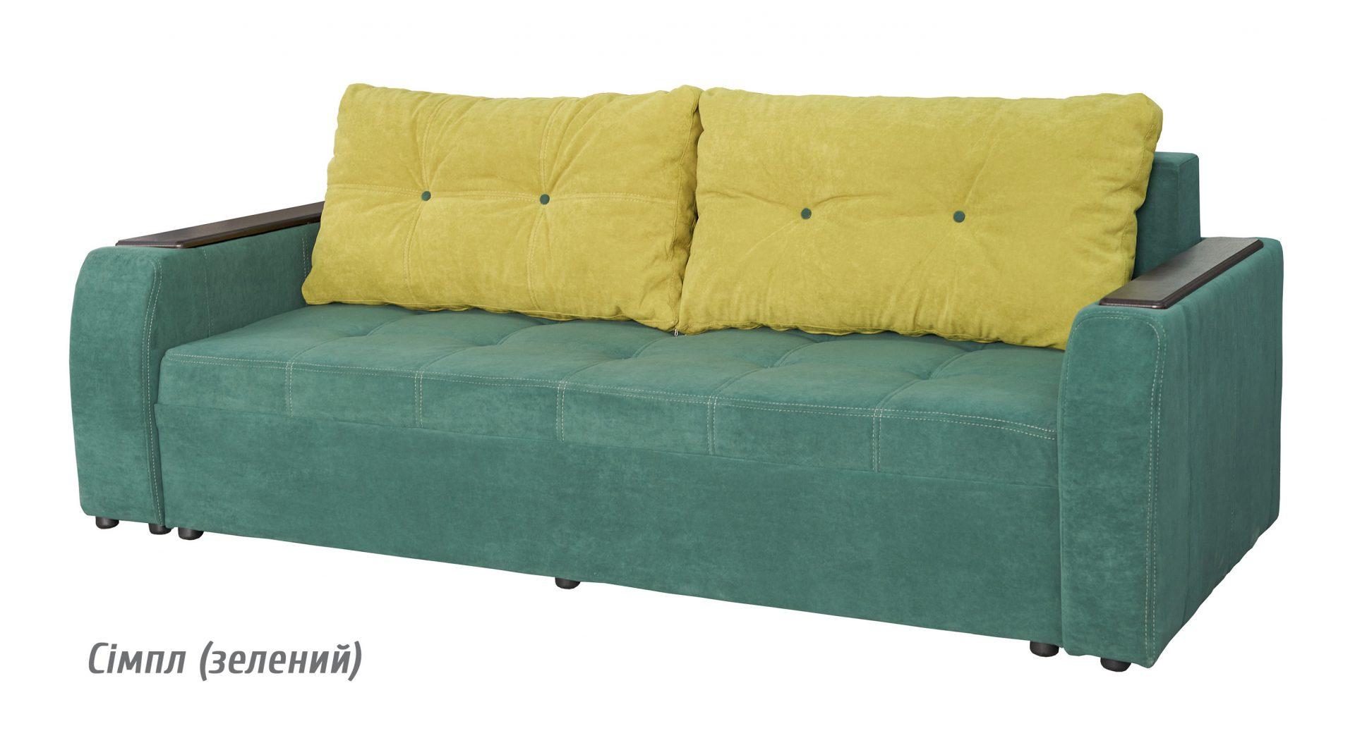 Дина зеленый Мебель Сервис