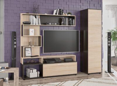 Феррара гостиная стенка купить мебель недорого киев со склада